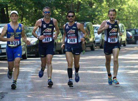 Vittoria alla Maratonina di Suviana