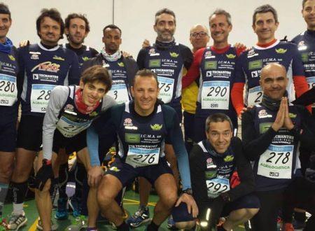 Maratonina d'inverno a San Bartolomeo in Bosco (FE)